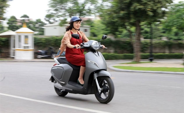 LG Chem rides fast in Vietnamese battery market by powering two wheels