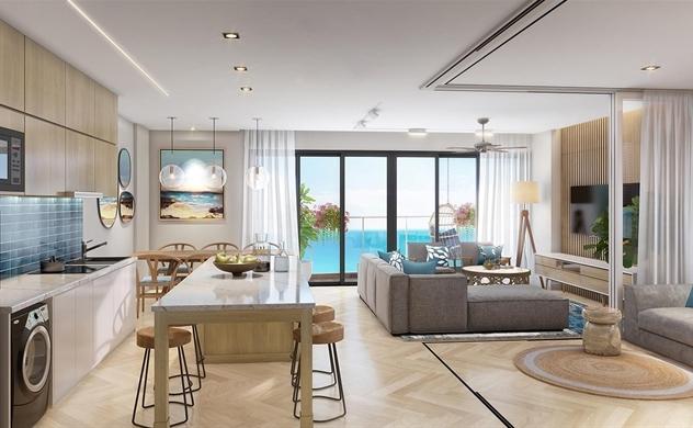 Thanh toán 150 triệu đồng sở hữu căn hộ
