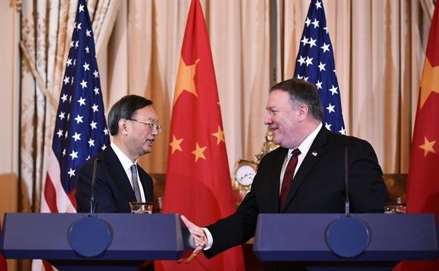 Bí ẩn đằng sau cuộc gặp gỡ Mỹ - Trung