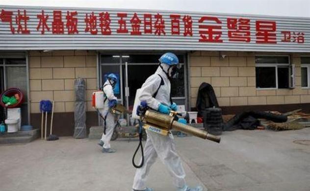 Trung Quốc cáo buộc ổ dịch COVID-19 mới có nguồn gốc từ châu Âu