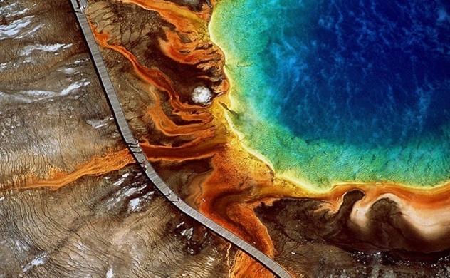 14 bức ảnh đáng kinh ngạc về những kỳ quan thiên nhiên, đẹp ngỡ ảo ảnh