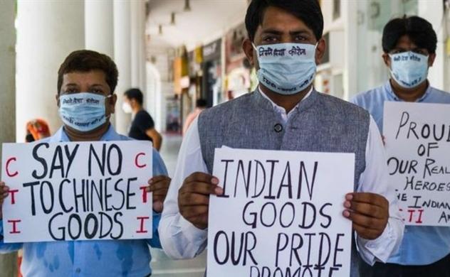 Ấn Độ tẩy chay hàng Trung Quốc: Lợi bất cập hại