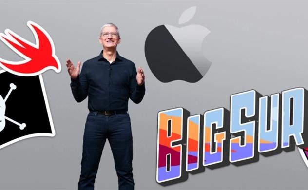 Apple thay thế bộ xử lý Intel cho máy Mac bằng chip nội bộ