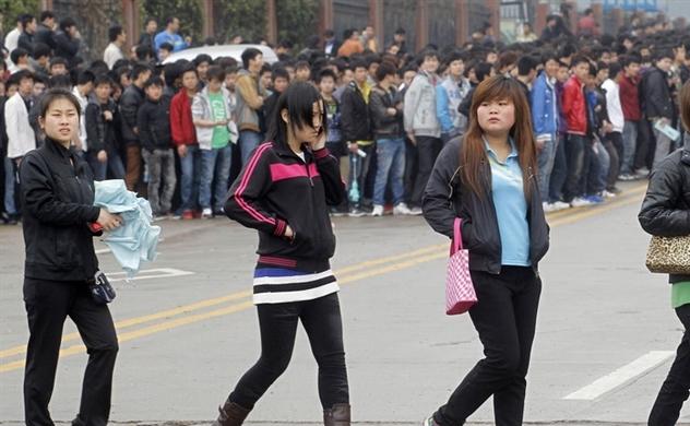 """Trung Quốc """"đội sổ"""" trong bảng xếp hạng các quốc gia về bình đẳng giới"""