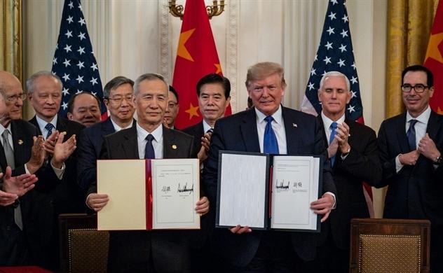 Trung Quốc ráo riết tuân thủ thỏa thuận với Mỹ, châu Âu cảm thấy bị loại khỏi cuộc chơi