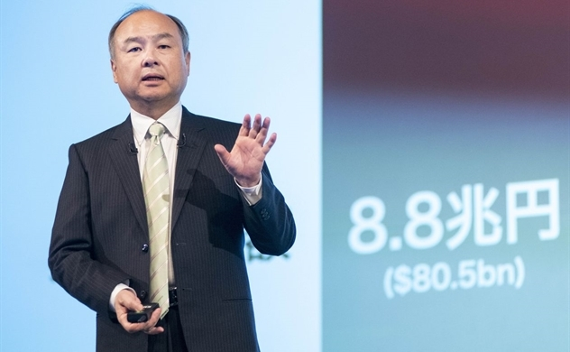 SoftBank CEO Masayoshi Son Quits Alibaba Board