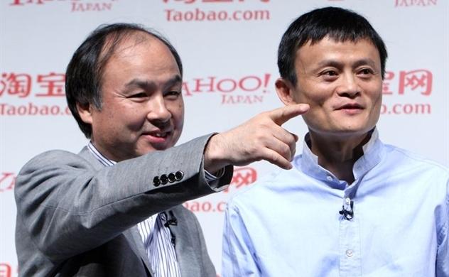 Tỉ phú Masayoshi Son rút khỏi Alibaba