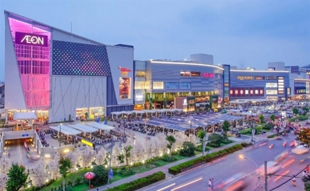 AEON Group to build a 5-hectare mall in Can Tho, its first outlet in Mekong Delta