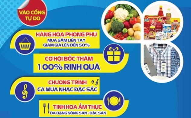 An Khang Land đồng tổ chức Chương trình Kích cầu tiêu dùng năm 2020 và Khu Nông sản Đặc sản Việt