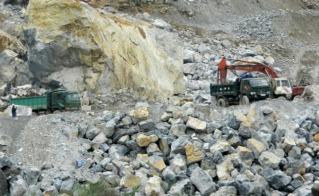 Thời của ngành đá xây dựng