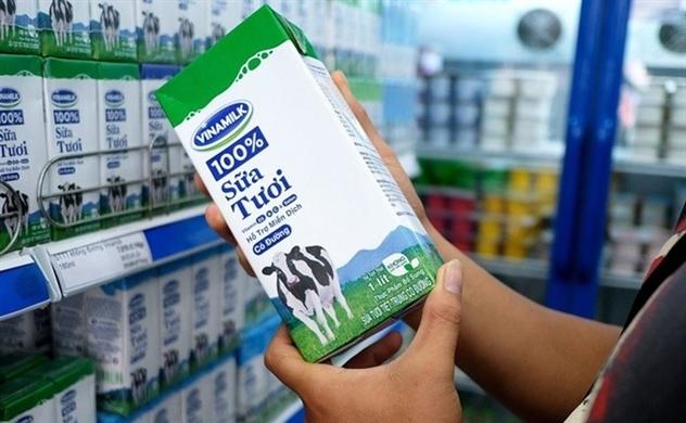 Vietnam's dairy giant Vinamilk reports 3% profit growth in 1H