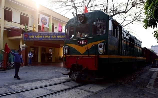 Vietnam rail operators eyes launch of freight trains to Europe