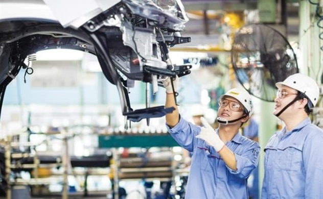 Vietnam's Jan.-June industrial production grows 2.71%