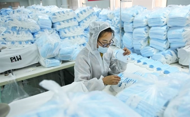 Xuất khẩu của Trung Quốc có dấu hiệu khởi sắc