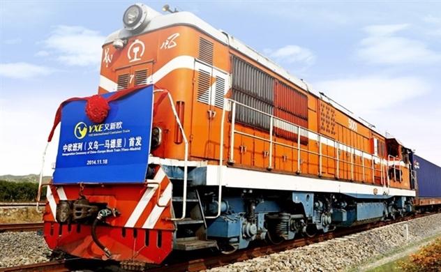 """Những """"chuyến tàu ma"""" từ Trung Quốc đi châu Âu"""