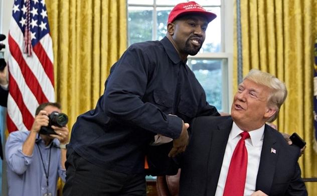 Rapper Kanye West tuyên bố tranh cử tổng thống Mỹ trong ngày Quốc Khánh