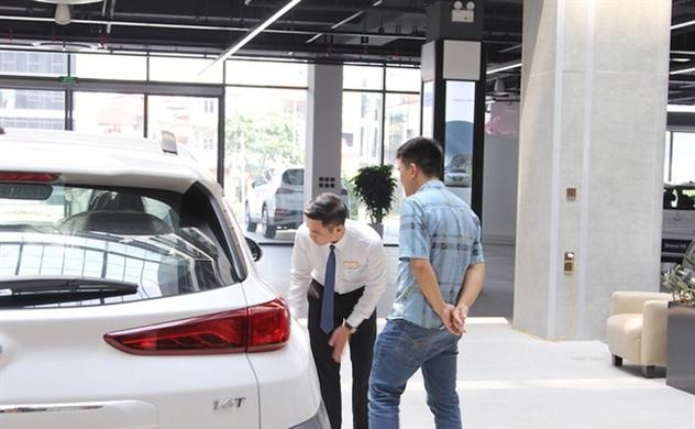Thị trường ô tô như thế nào sau 1 tuần giảm 50% phí trước bạ?