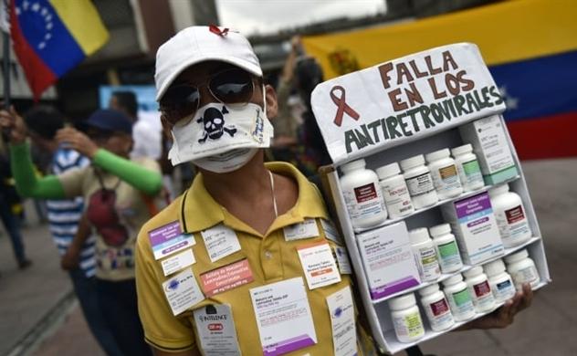 Hơn 70 quốc gia có nguy cơ hết thuốc HIV do đại dịch COVID-19