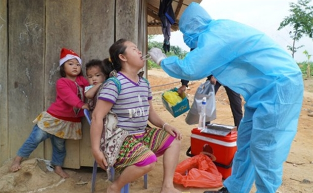 Diphtheria is spreading quickly in Vietnam's main coffee region, tally hits 63