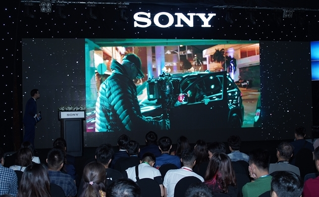 Sony introduces latest flagship 8K and 4K TVs in Vietnam market