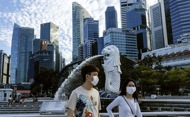 Singapore reports record 41.2% economic contraction in 2Q on pandemic