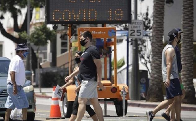 California tái đóng cửa vì COVID-19: