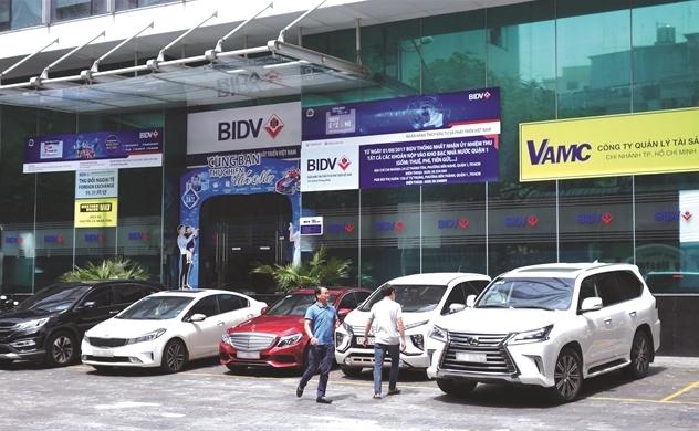 Top 50 2019: Ngân hàng thương mại Cổ phần Đầu tư và Phát triển Việt Nam