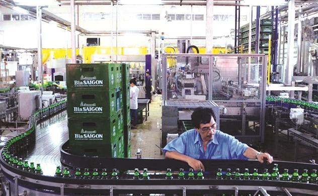 Top 50 2019: Tổng Công ty Cổ phần Bia - Rượu - Nước giải khát Sài Gòn