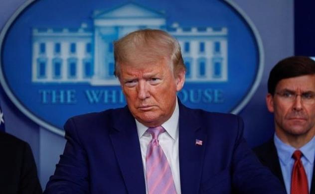 Tổng thống Trump bất ngờ nhận trách nhiệm về tác động COVID-19 trên toàn nước Mỹ