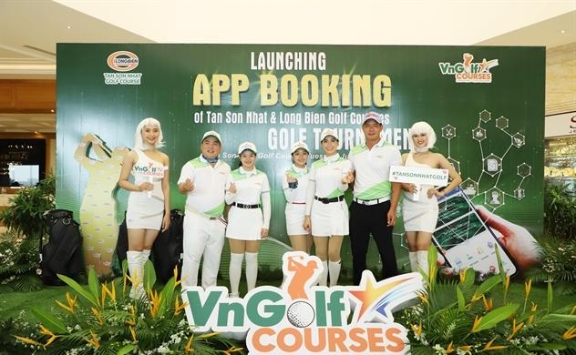 VnGolf Courses: Hãy trở thành một golfer công nghệ