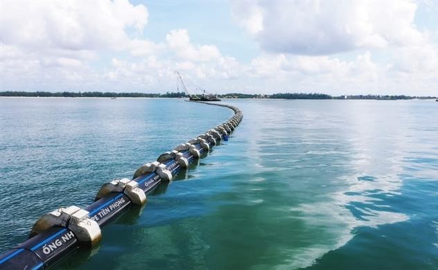 Ống Nhựa Tiền Phong - vươn ra biển lớn