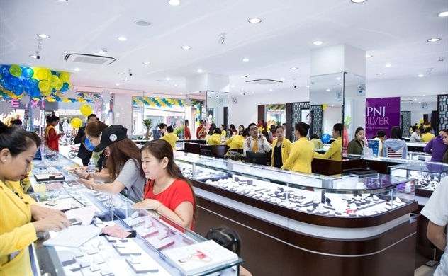 Phu Nhuan Jewelry's 2Q after-tax profit falls to 5-year-low