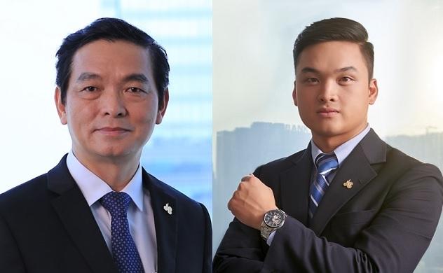 Chủ tịch Lê Viết Hải nhường ghế Tổng Giám đốc cho con trai 9X