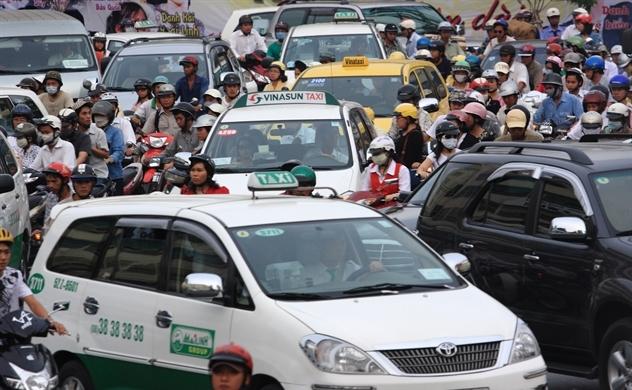 Thị trường taxi: Truyền thống
