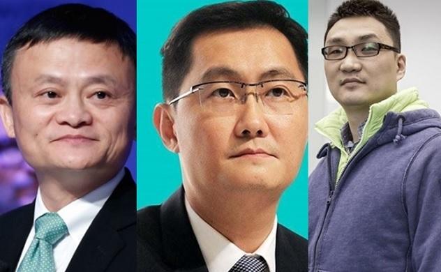 """Các tỉ phú công nghệ giàu nhất Trung Quốc đã """"chốt lời"""" khi thị trường ở đỉnh cao"""