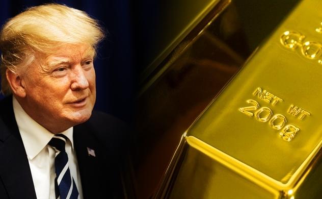 Giá vàng sẽ ra sao khi Tổng thống Trump tái đắc cử?