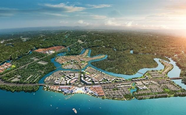 """Bất động sản sinh thái phía Đông Sài Gòn: """"Đích ngắm"""" đầu tư đầy tiềm năng"""