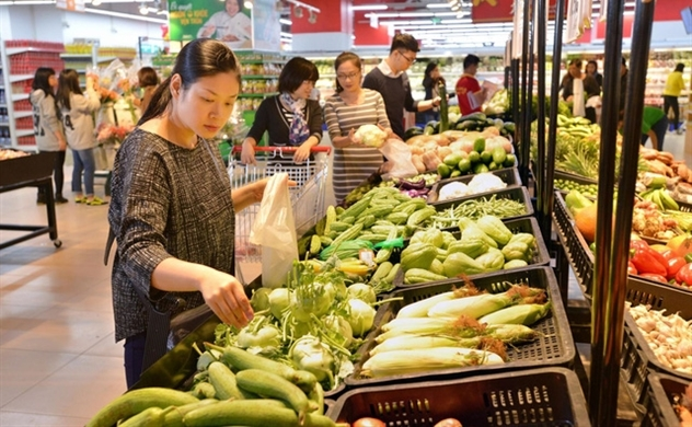 Vietnam's consumer prices up 4.07% in Jan-July
