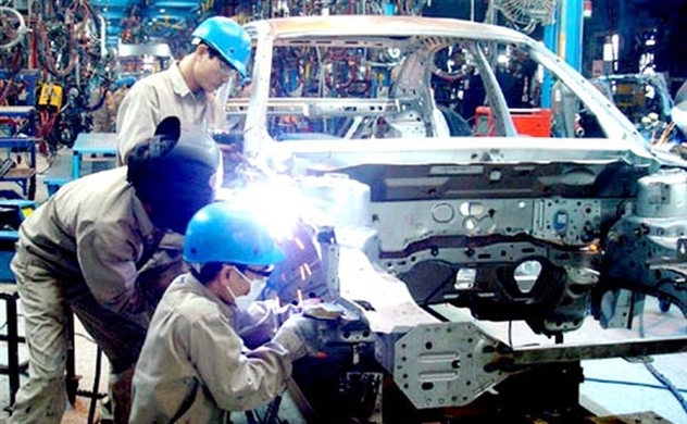Jan.-July industrial production grows 2.6%, lowest in years due to COVID-19