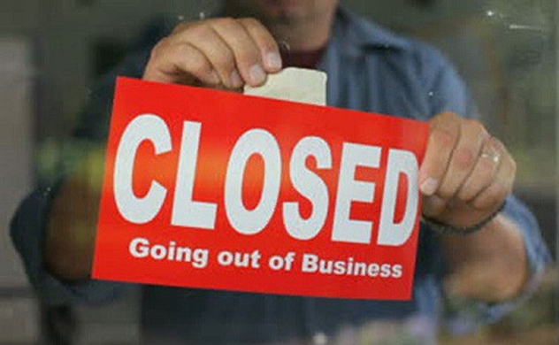 Vietnam business closures jump 41.5% in Jan.-July period