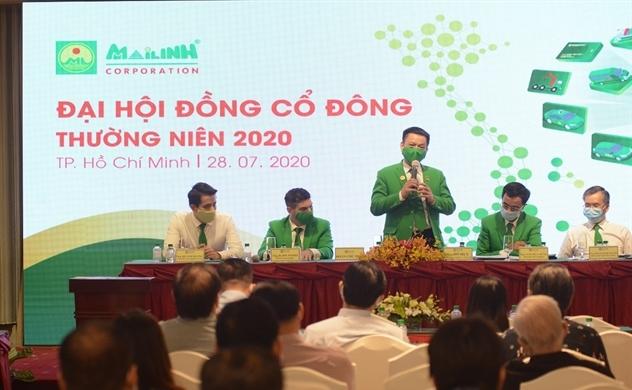 Mai Linh ra mắt taxi công nghệ