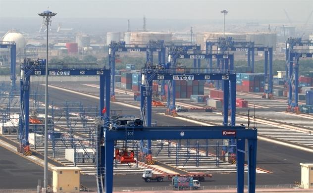 Tổng Công ty Tân cảng Sài Gòn tăng 5-7% lợi nhuận
