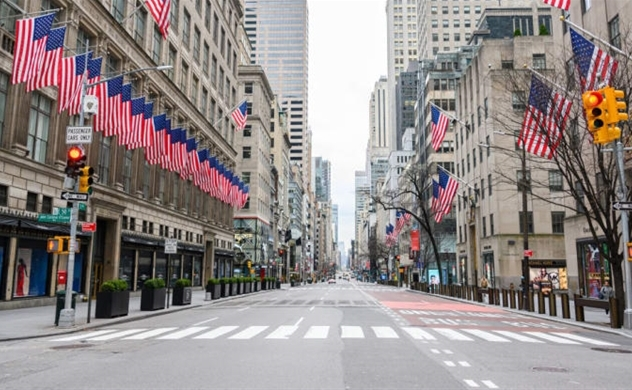 Các khu mua sắm hào nhoáng của Mỹ biến thành