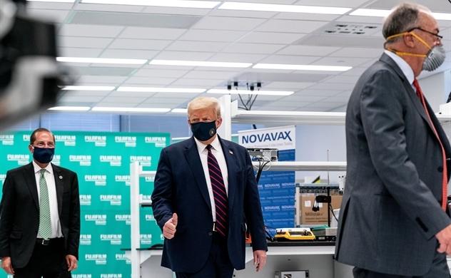 Tham vọng của Tổng thống Trump trong những dự án vaccine COVID-19