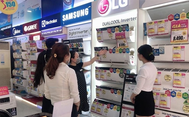 Hơn 50 thương hiệu có mặt, thị trường máy lạnh gia tăng sức nóng