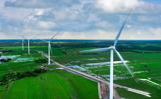 Thai firm to build Asean's largest wind farm in Laos, sell electricity to Vietnam