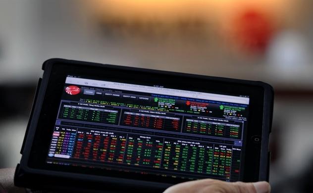 Định giá thị trường chứng khoán đang lùi về vùng hấp dẫn