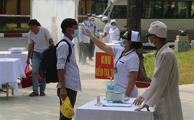 Covid-19 pandemic to reach its peak in next 10 days in Vietnam