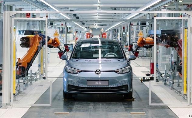 Tương lai bất định của các nhà sản xuất ô tô toàn cầu
