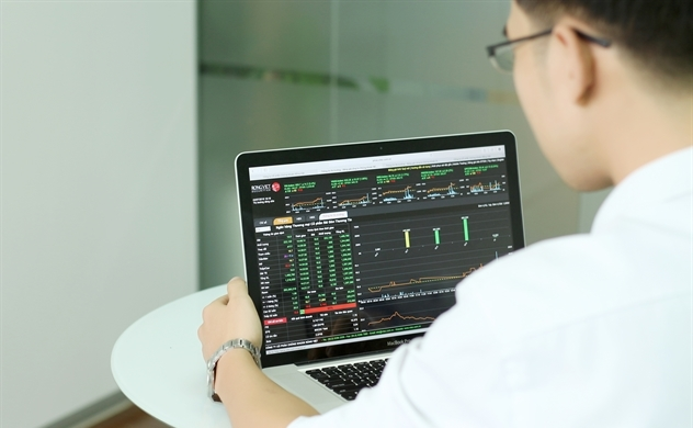 Thị trường chứng khoán: Dòng tiền trong nước vẫn dồi dào